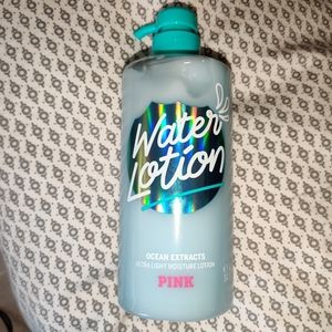 NWT Victoria's Secret PINK Water Lotion